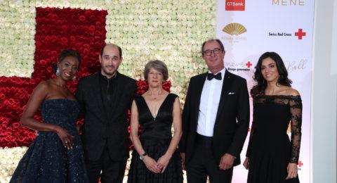 Swiss Red Cross Ball 2018 in Geneva